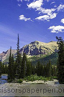 25 Gražiausi Montanos Kalnai