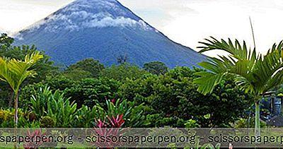 สิ่งมหัศจรรย์ทางธรรมชาติที่น่าทึ่งของโลก: ภูเขาไฟ Arenal