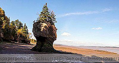 Pārsteidzoši Pasaules Dabas Brīnumi: Fundy Līcis