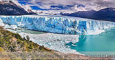Úžasné Přírodní Divy Světa: Ledovec Perito Moreno