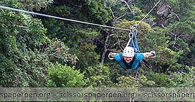 Costa Rica Zip Linjer