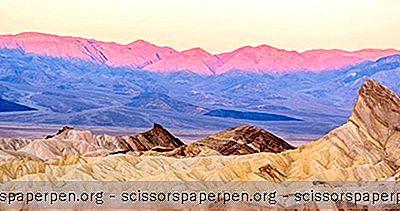 Avontuur - Death Valley National Park
