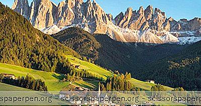 冒险 - 白云石山公司 - 在白云岩的惊人的冒险旅行,意大利