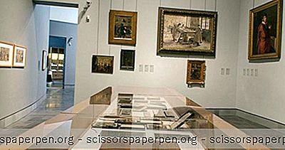 Авантура - Гент, Белгија Ствари Које Треба Урадити: Музеј Ликовних Уметности