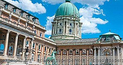 Ungarn Sehenswürdigkeiten: Budaer Burg