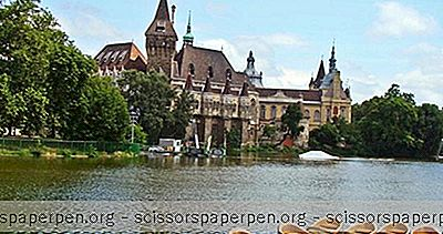冒险 - 匈牙利要做的事:Vajdahunyad城堡