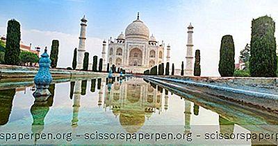 Aventuras - Cosas Que Hacer En India: Taj Mahal