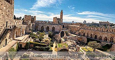 Israel Tekemistä: Davidin Torni
