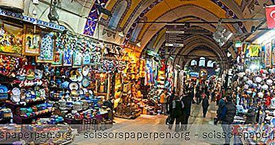 Lucruri De Făcut În Istanbul: Grand Bazaar