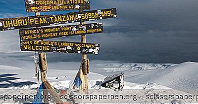 Avontuur - Kilimanjaro Hoogte
