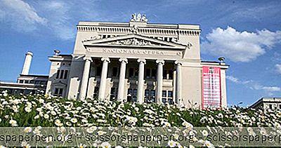 Лето У Латвији: Национална Опера Латвије