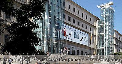 Dingen Om Te Doen In Madrid: Museo Nacional Centro De Arte Reina Sof? A