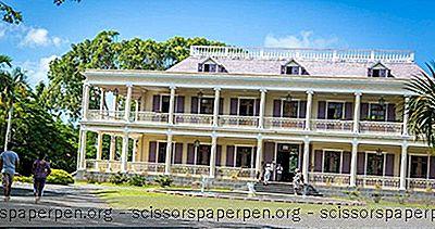Eventyr - Mauritius Ting At Gøre: Chateau De Labourdonnais