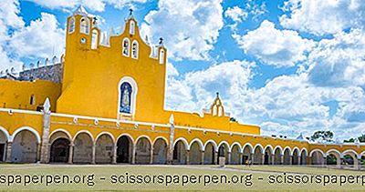 メキシコの見どころ:イザマル