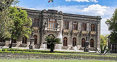 Meksiko Tekemistä: Chapultepecin Linna