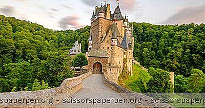 德国最美丽的城堡:Burg Eltz