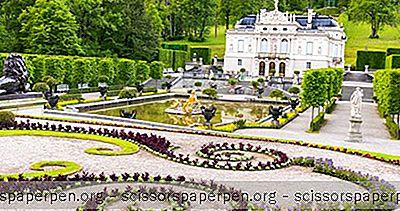 การผจญภัย - ปราสาทที่สวยที่สุดในเยอรมนี: พระราชวัง Linderhof
