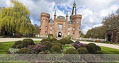 最美丽的城堡在德国:Moyland城堡