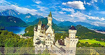 Schönste Schlösser Deutschlands: Schloss Neuschwanstein