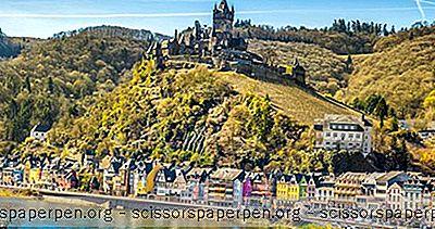 冒险 - 德国最美丽的城堡:Reichsburg Cochem