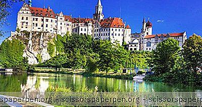 การผจญภัย - ปราสาทที่สวยที่สุดในเยอรมนี: ปราสาท Sigmaringen