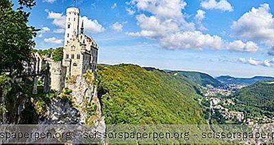 Schönste Schlösser: Schloss Lichtenstein