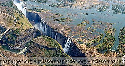 Naturwunder Der Welt: Victoriafälle