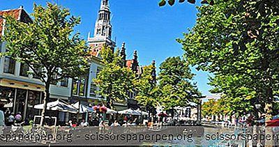 การผจญภัย - สถานที่ท่องเที่ยวเนเธอร์แลนด์: Alkmaar