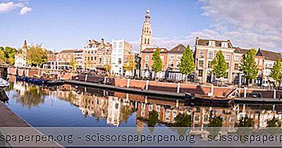 Avantura - Nizozemska Mjesta Koja Treba Posjetiti: Breda