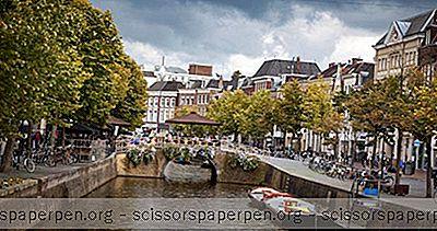 Авантура - Места За Посету Холандији: Лееуварден