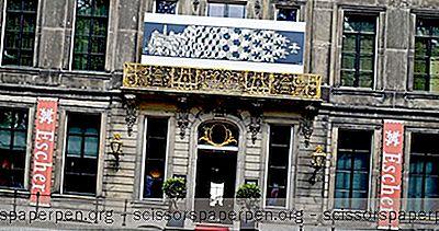 Nuotykis - Nyderlandai, Ką Reikia Padaryti: Escher Rūmų Muziejuje