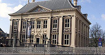 オランダの観光名所:マウリッツハイス