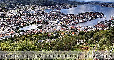 Авантура - Ствари Које Треба Урадити У Норвешкој: Моунт Флоиен