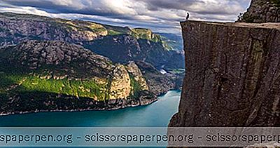 Eventyr - Norway Things To Do: Preikestolen