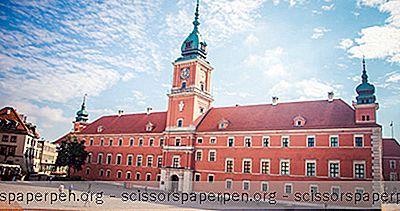 Πολωνία Πράγματα Που Πρέπει Να Κάνετε: Το Βασιλικό Κάστρο Στη Βαρσοβία - Μουσείο