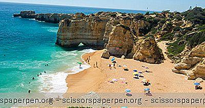 Những Việc Cần Làm Của Bồ Đào Nha: Albufeira