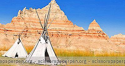 冒险 - 在南达科他州要做的事:荒地国家公园