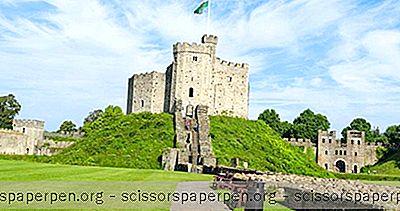 Macera - Galler Yapılacak Şeyler: Cardiff Şatosu