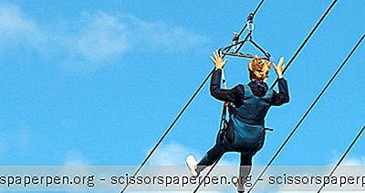 การผจญภัย - Zip Line ซานดิเอโก