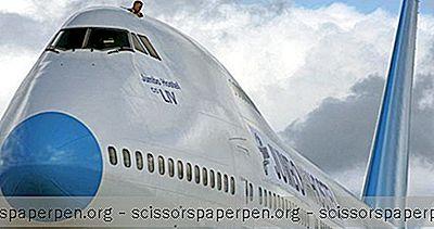 Jumbo Stay, Eine Umgebaute Boeing 747