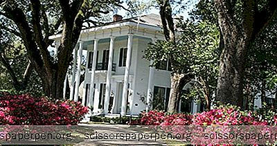 Dingen Om Te Doen In Mobile, Alabama: Bragg-Mitchell Mansion