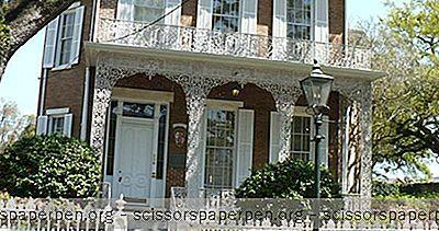 Coisas Para Fazer Em Mobile, Alabama: O Richards Dar House Museum