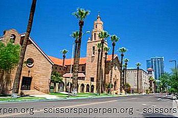 25 На Най-Големите Градове В Аризона