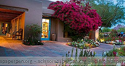 Wochenendreisen Nach Arizona: Hermosa Inn In Paradise Valley