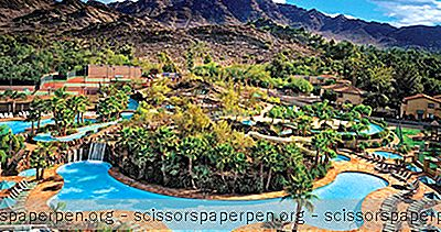 Beste Resorts In Arizona Met Waterparken: Pointe Hilton Squaw Peak Resort