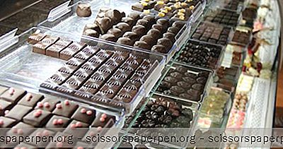 Schokoladen-Ausflug Von Scottsdale, Arizona