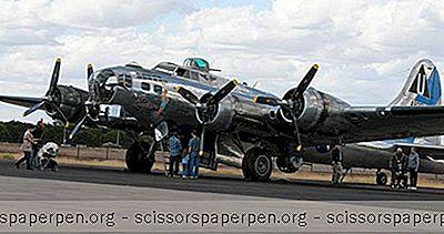 美国 - 亚利桑那州梅萨景点:纪念空军博物馆