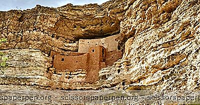 Dinge, Die In Arizona Zu Tun Sind: Montezuma Castle, Camp Verde