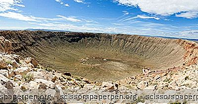 Zu Erledigende Dinge In Flagstaff, Arizona: Barringer Meteorite Crater
