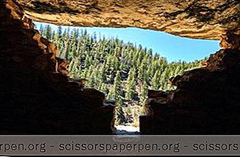 """Dalykai, Kuriuos Reikia Padaryti Vėliavos Valstijoje, Arizonoje: """"Walnut Canyon"""" Nacionalinis Paminklas"""